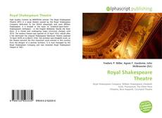 Bookcover of Royal Shakespeare Theatre