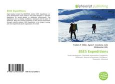 Bookcover of BSES Expeditions