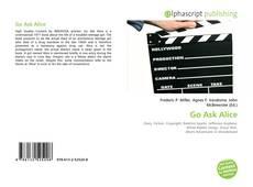 Buchcover von Go Ask Alice