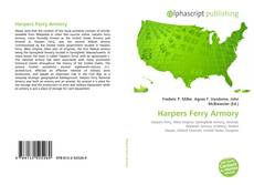 Bookcover of Harpers Ferry Armory