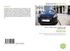 BMW M6的封面