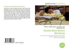 Borítókép a  Clarion West Writers Workshop - hoz