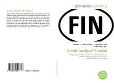 Grand Duchy of Finland的封面