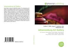 Bookcover of Johannesburg Art Gallery