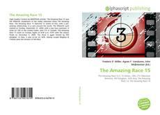 Capa do livro de The Amazing Race 15