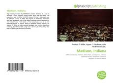 Capa do livro de Madison, Indiana