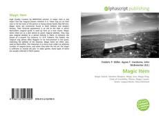 Couverture de Magic Item