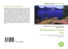 Bookcover of National Parks of Costa Rica