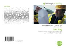 Iron Ring kitap kapağı