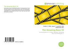 Bookcover of The Amazing Race 10