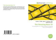 Portada del libro de The Amazing Race 10
