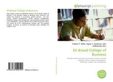 Обложка Eli Broad College of Business