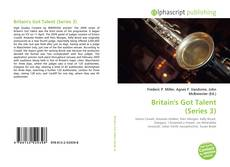 Couverture de Britain's Got Talent (Series 3)