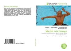 Copertina di Martial arts therapy