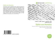 Bookcover of Épître aux Romains