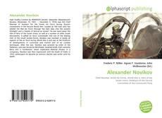 Buchcover von Alexander Novikov