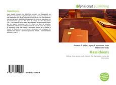 Hassidéens kitap kapağı