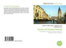 Capa do livro de Duchy of Greater Poland