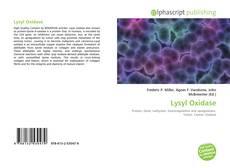 Bookcover of Lysyl Oxidase