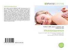 Electroacupuncture的封面