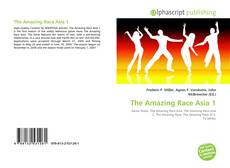 Обложка The Amazing Race Asia 1