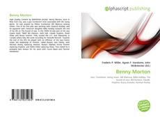 Buchcover von Benny Morton