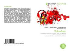 Bookcover of Voice-Over