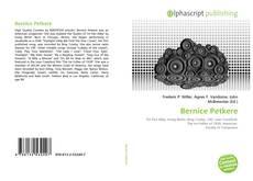 Capa do livro de Bernice Petkere