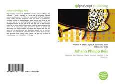 Buchcover von Johann Philipp Reis
