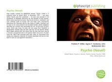 Обложка Psycho (Novel)