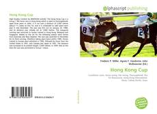 Bookcover of Hong Kong Cup