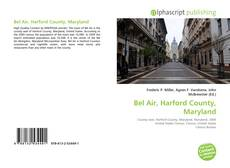 Bookcover of Bel Air, Harford County, Maryland