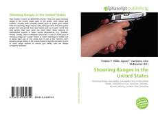 Buchcover von Shooting Ranges in the United States