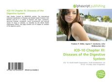 Bookcover of ICD-10 Chapter XI: Diseases of the Digestive System