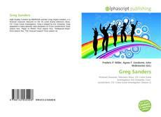 Bookcover of Greg Sanders