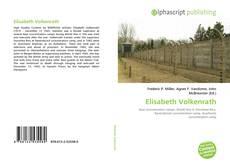 Обложка Elisabeth Volkenrath