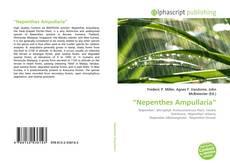 """""""Nepenthes Ampullaria""""的封面"""