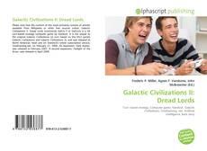 Bookcover of Galactic Civilizations II: Dread Lords