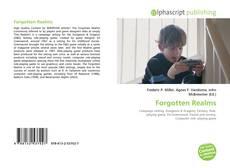 Portada del libro de Forgotten Realms