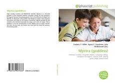 Portada del libro de Mystra (goddess)