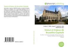 Statut et Enjeux de Bruxelles-Capitale kitap kapağı