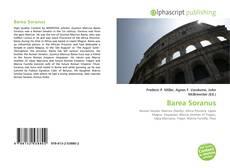 Couverture de Barea Soranus