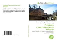 Portada del libro de Problèmes Communautaires en Belgique
