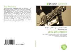 Bookcover of Joey DeFrancesco