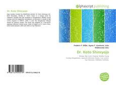 Buchcover von Dr. Koto Shinryojo