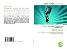 Buchcover von Malik Yoba