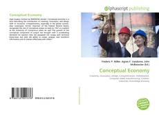 Portada del libro de Conceptual Economy