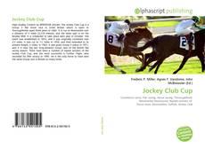 Обложка Jockey Club Cup