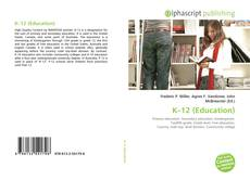 Capa do livro de K–12 (Education)