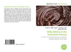 Bookcover of Willy Wonka